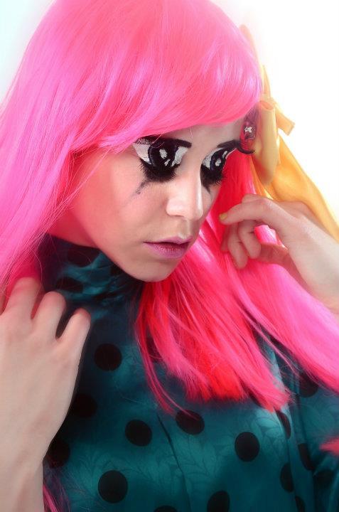 Dublin Feb 22, 2012 Photograher - Shane OConnot  Styling - Glam Rocks Luna Anime Shoot for Tabitha Magazine