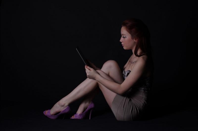 Female model photo shoot of kayluh