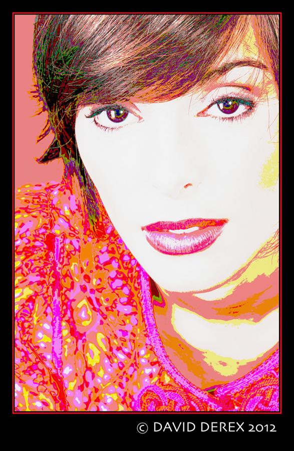 New York Metro Feb 22, 2012 David Derex hair & makeup:  Kathleen M. Scanlon