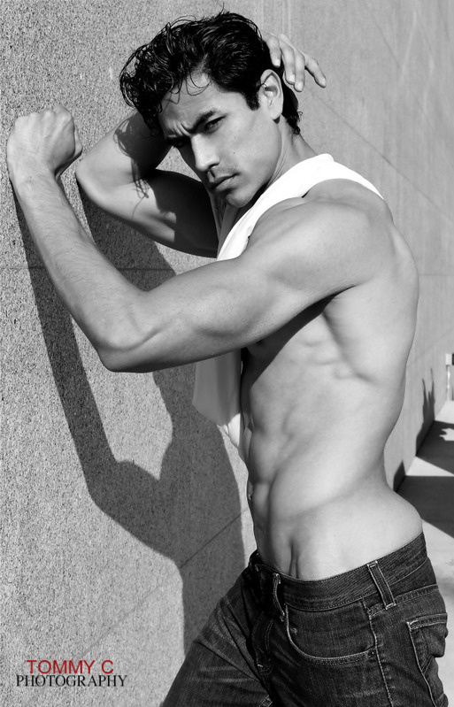 Male model photo shoot of Edward Verdugo by TOMMYCPHOTOGRAPHY
