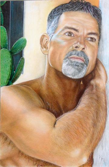 Feb 23, 2012 @AriesArtist.com Cactus
