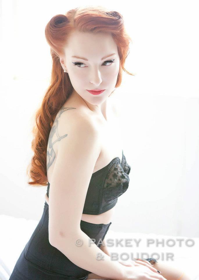 Female model photo shoot of Bri Newman by Paskey Boudoir in lexington, Kentucky