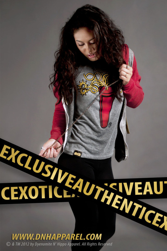 San Diego, CA Feb 24, 2012 www.dnhapparel.com Exclusive.Authentic.Exotic.