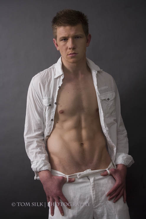 Male model photo shoot of Lexxy lex by Tom Silk Photography