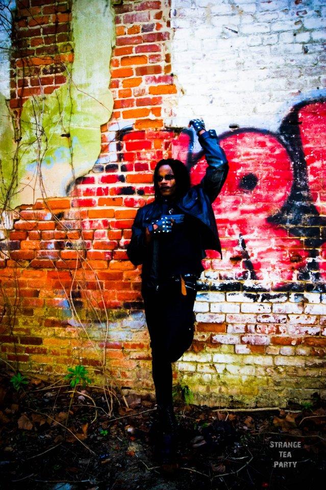 Male model photo shoot of Johnathan Green