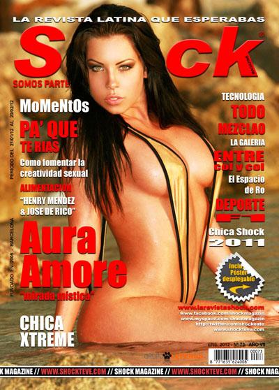 Jamaica Feb 26, 2012 in8photography.com Aura Shock Magazine Cover