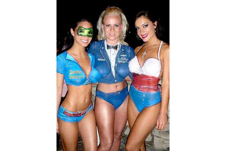 Tahiti!!!!!!!!!!!!!!! Feb 26, 2012 Finishing Touches,2012 Tahiti Sweetie 2012