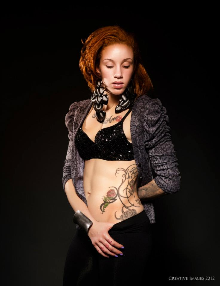 Female model photo shoot of Christyal  by Cre@tive image