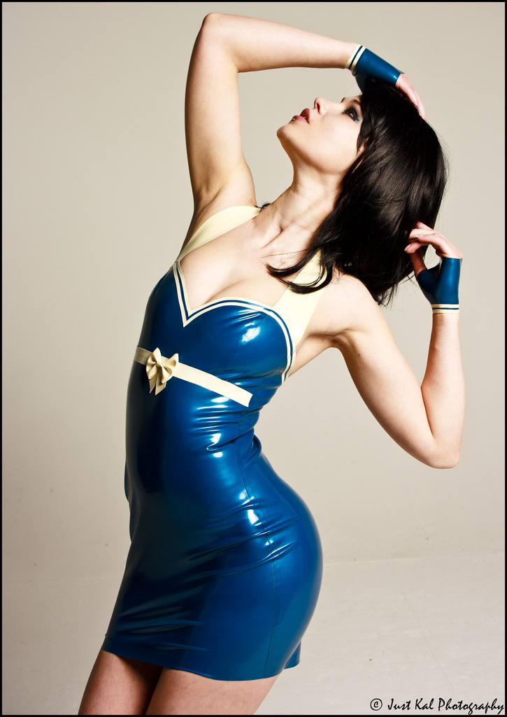 Feb 29, 2012 Just Kal Photography Exhayle in Latex