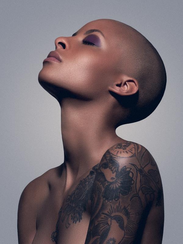 Feb 29, 2012 Photo : Yan Bleney Model : Stefanie Lambert Make up : Claire Duquesnoy Paris