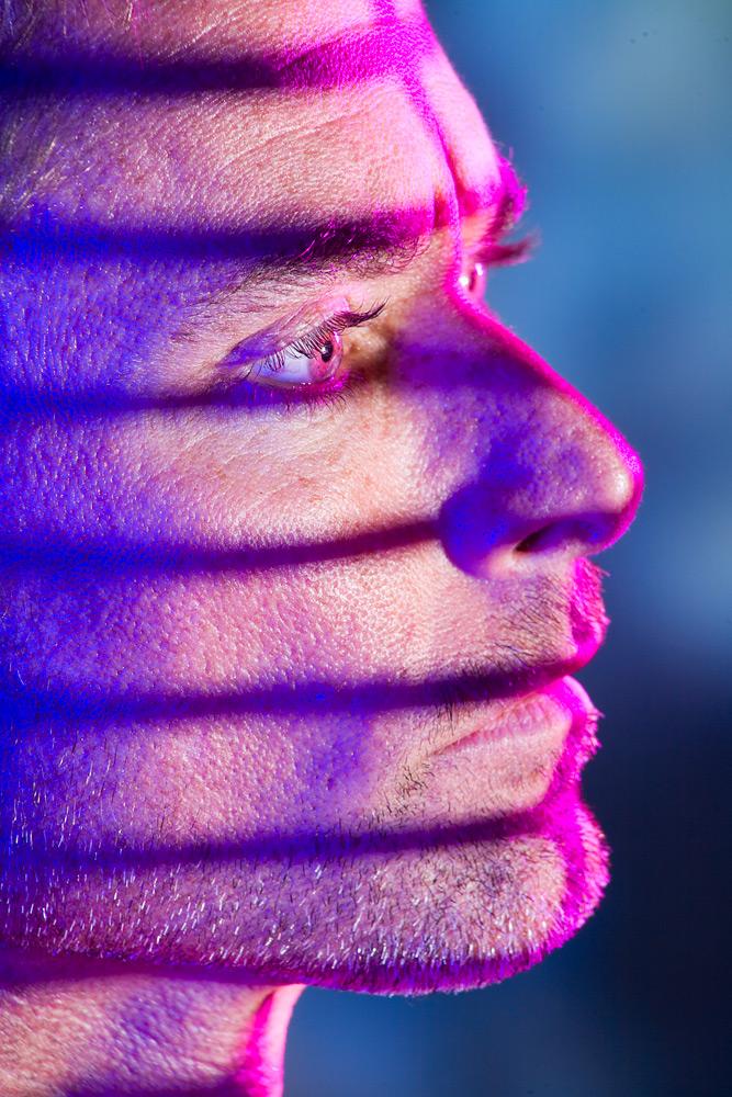 D. M. Gremlin Studios, Long Beach, CA Feb 29, 2012 2012 D. M. Gremlin Studios Lighting Techniques - casting colored shadows
