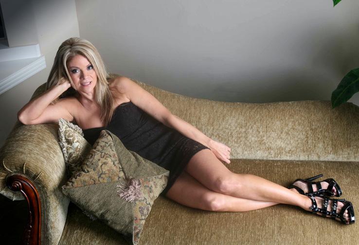 Female model photo shoot of Meadow Soprano in OKC