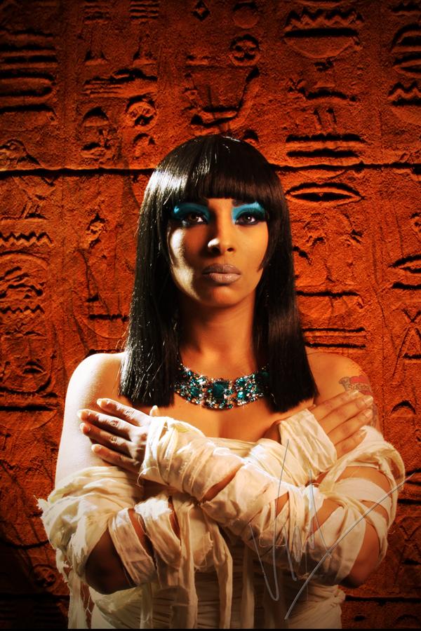 Mar 01, 2012 Cleopatra has Risen