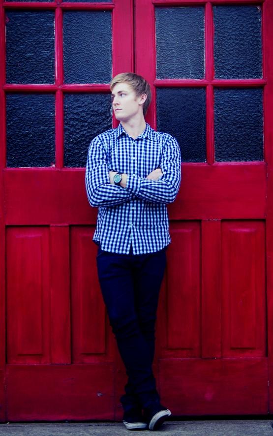 Male model photo shoot of Tom J Stark by Elanie Tiele in Brisbane