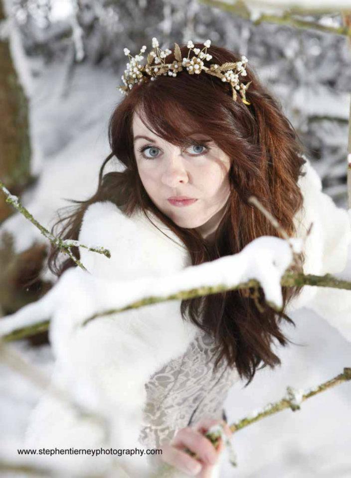 Female model photo shoot of sj enchanted