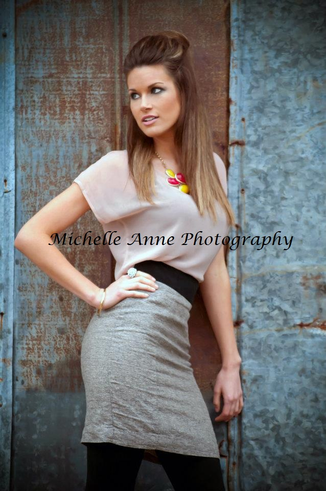 Female model photo shoot of Michelle Penny in Raleigh
