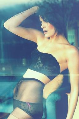 Belcarra, BC Mar 03, 2012 @Feb, 2012. Kenneth_ANA Through the looking glass