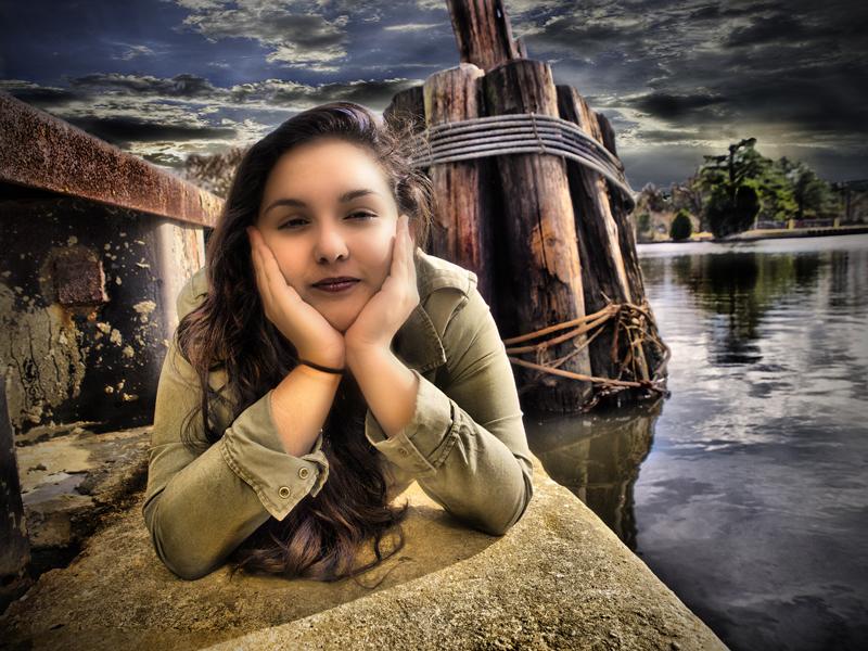 Male model photo shoot of xxstr8jacketxx in the lochs great bridge