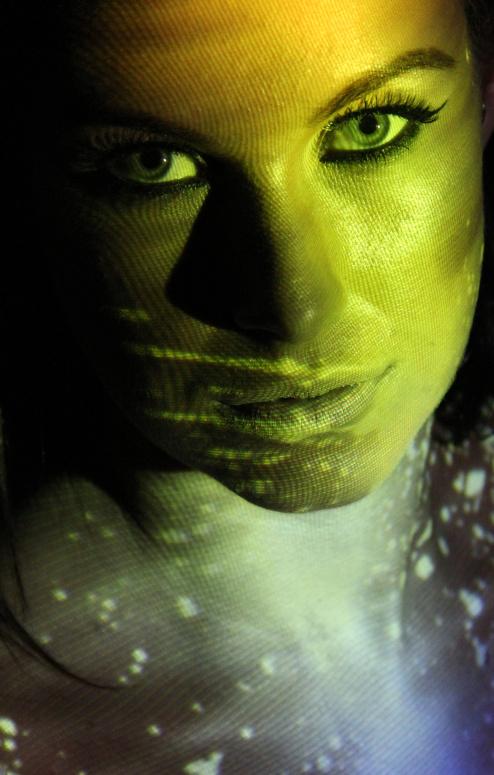 Studio Mar 05, 2012 M Jackson Rachael Spashett (model) Dottie Donovan (MUA)