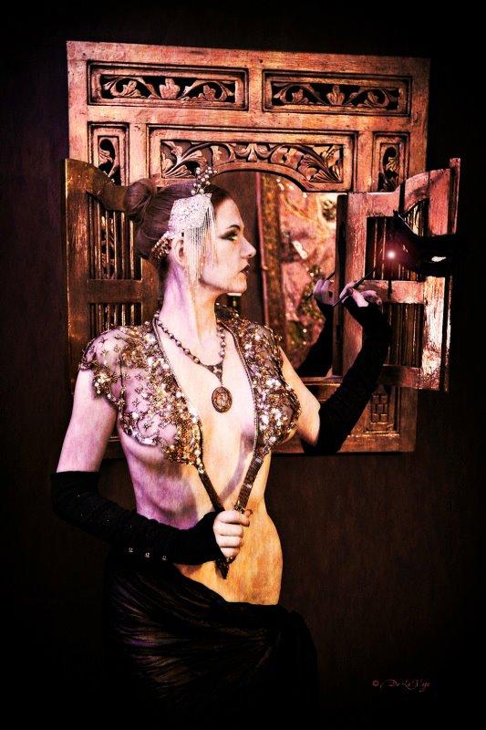 Female model photo shoot of Seregon ODassey by R Xavier De La Vega