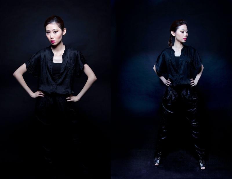 Female model photo shoot of Tatiana Patron in S.F., CA