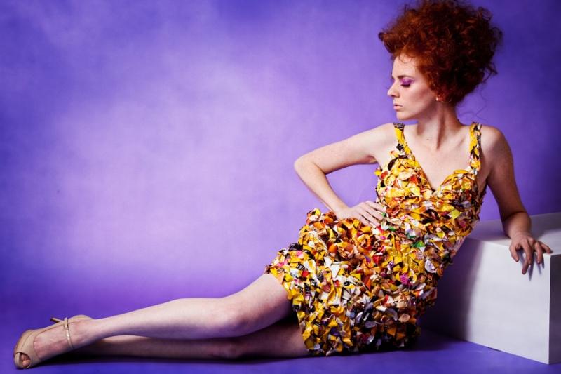 Female model photo shoot of Margaret Hope Design and Lockofire by AshleeEloisePhotography