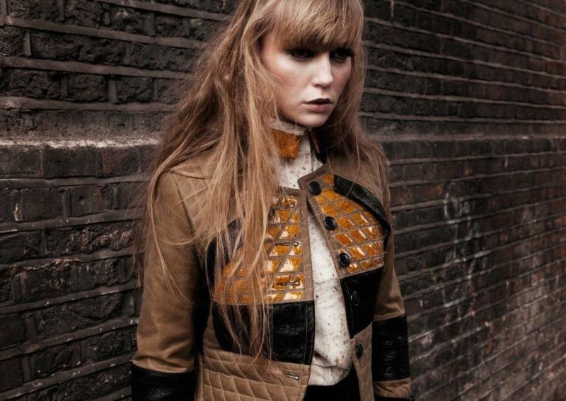 Female model photo shoot of Tiffany Humphreys in Battersea