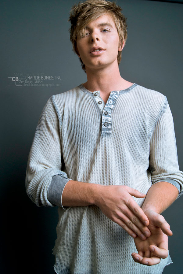 Male model photo shoot of Ian Aylmer by Charlie B Carlee