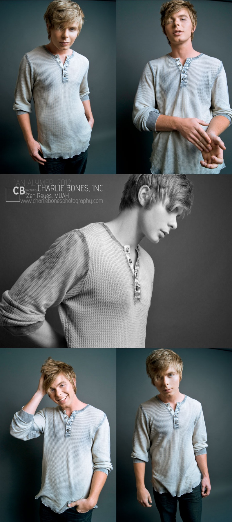 Male model photo shoot of Ian Aylmer by Charlie B Carlee