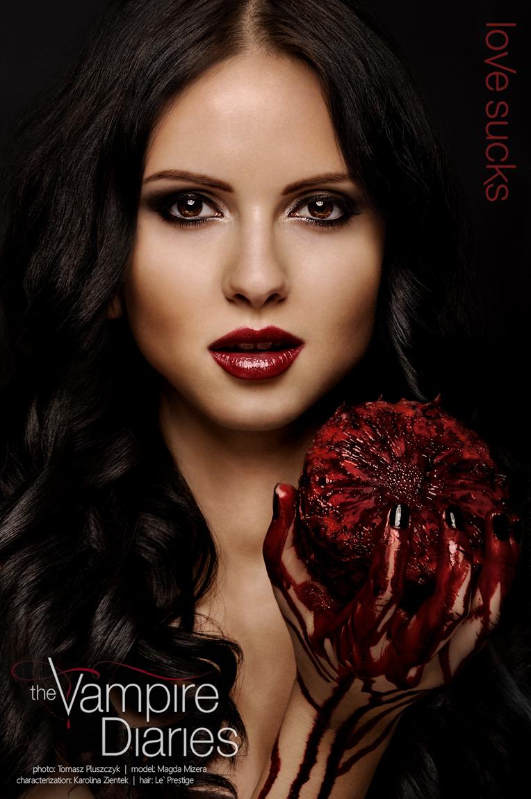 Poland Mar 09, 2012 inspiration - The Vampire Diares