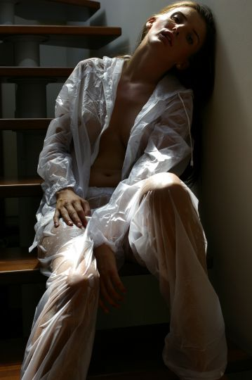 Male model photo shoot of John Baku
