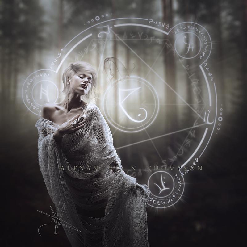 Mar 11, 2012 Alexandria N. Thompson Witch of Endor