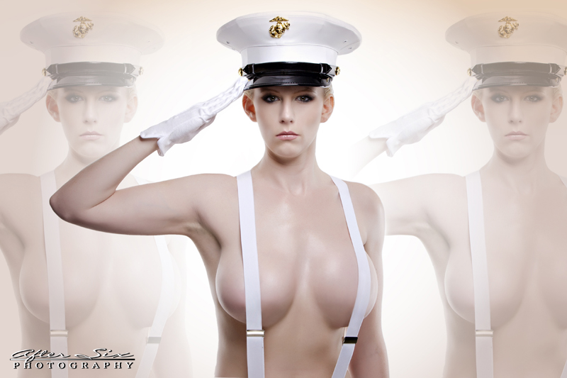 Hawaii Mar 11, 2012 After Six Photogrphy The Few. The Proud. The Sexxy! Part I