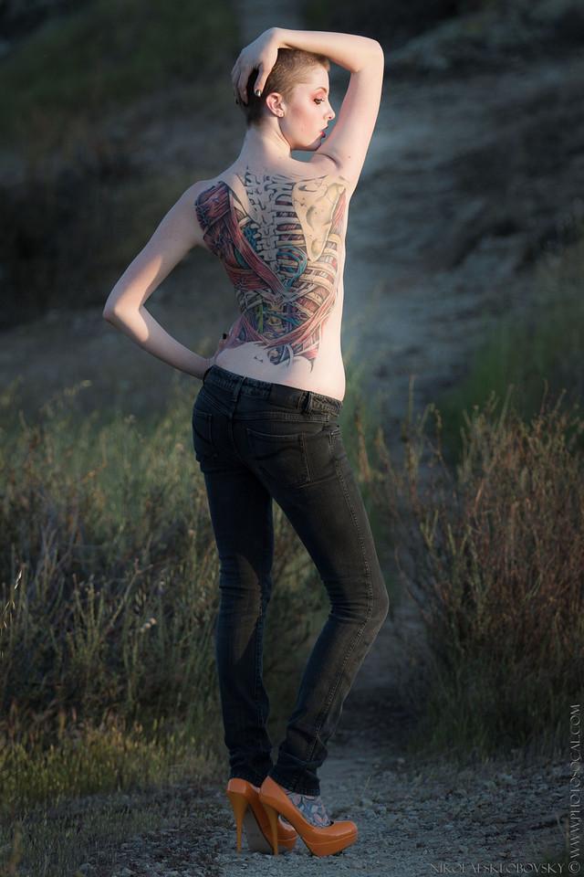 Thousand Oaks, CA Mar 11, 2012 Tattoo by Steve Schultz @ Costa Mesa Tattoo