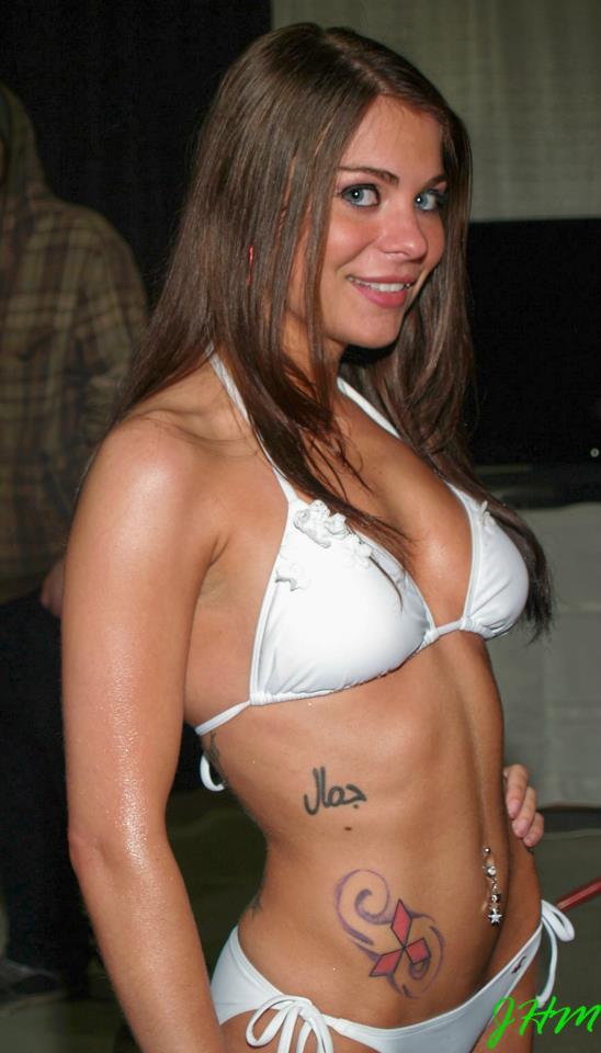 Mar 12, 2012 car show bikini contests
