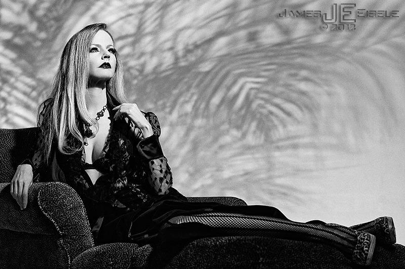Gold Coast Studio, Hollywood Florida Mar 12, 2012 J Eisele of EPIC Lilyana Lovela