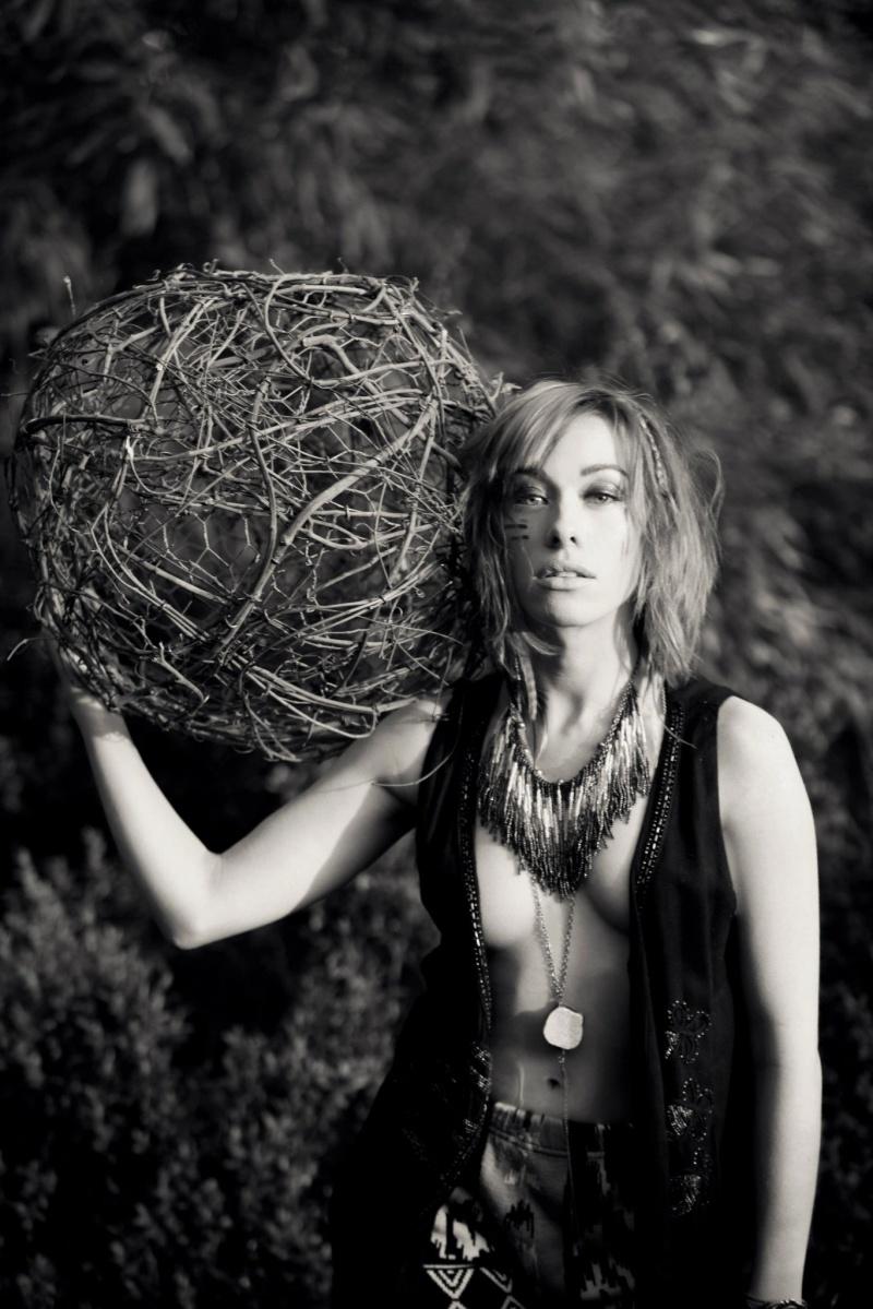 Female model photo shoot of Meg enJoy in Portland Oregon, makeup by Megan Joy