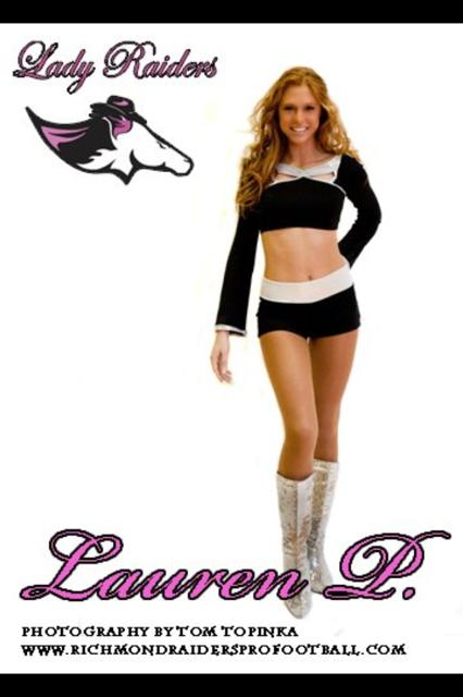 Mar 12, 2012 Richmond Raiders... Pro Indoor Football League
