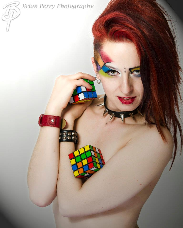 Female model photo shoot of Mango Anthropy by Brian Perry Photography