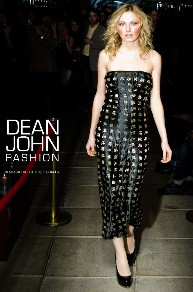 Male model photo shoot of Dean John Fashion
