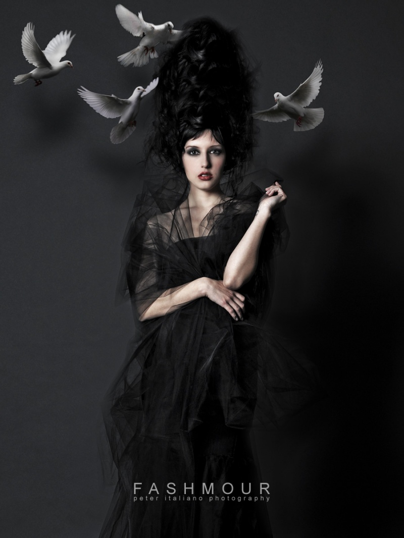 Greenwich, CT Mar 14, 2012 Peter Italiano Model: Eastwick - 11/5/12 Concept Shot of the Day Winner for category: HAIR