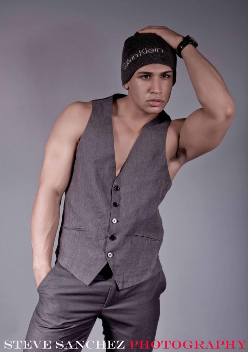 Male model photo shoot of Steve Sanchez Photo in Bronx, NY