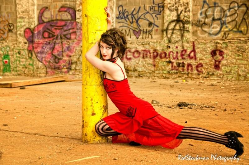 Female model photo shoot of Clementine ODonnell in Ellicott City, MD