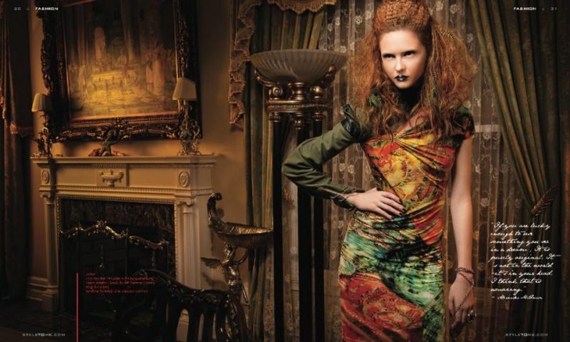 Mar 15, 2012 Orlando style magazine September Issue