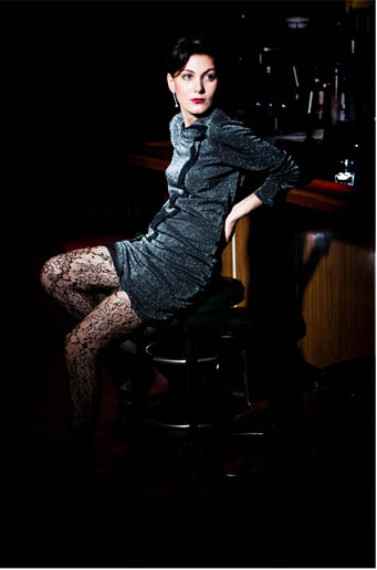 Female model photo shoot of Photogram