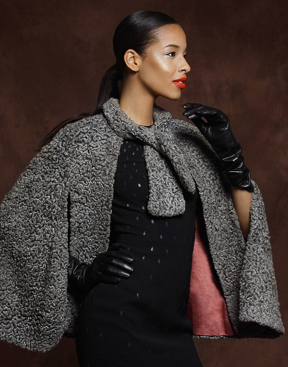 Female model photo shoot of Itaysha in NYC