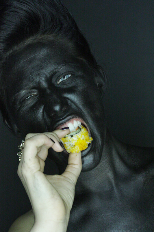 Male model photo shoot of nightengale