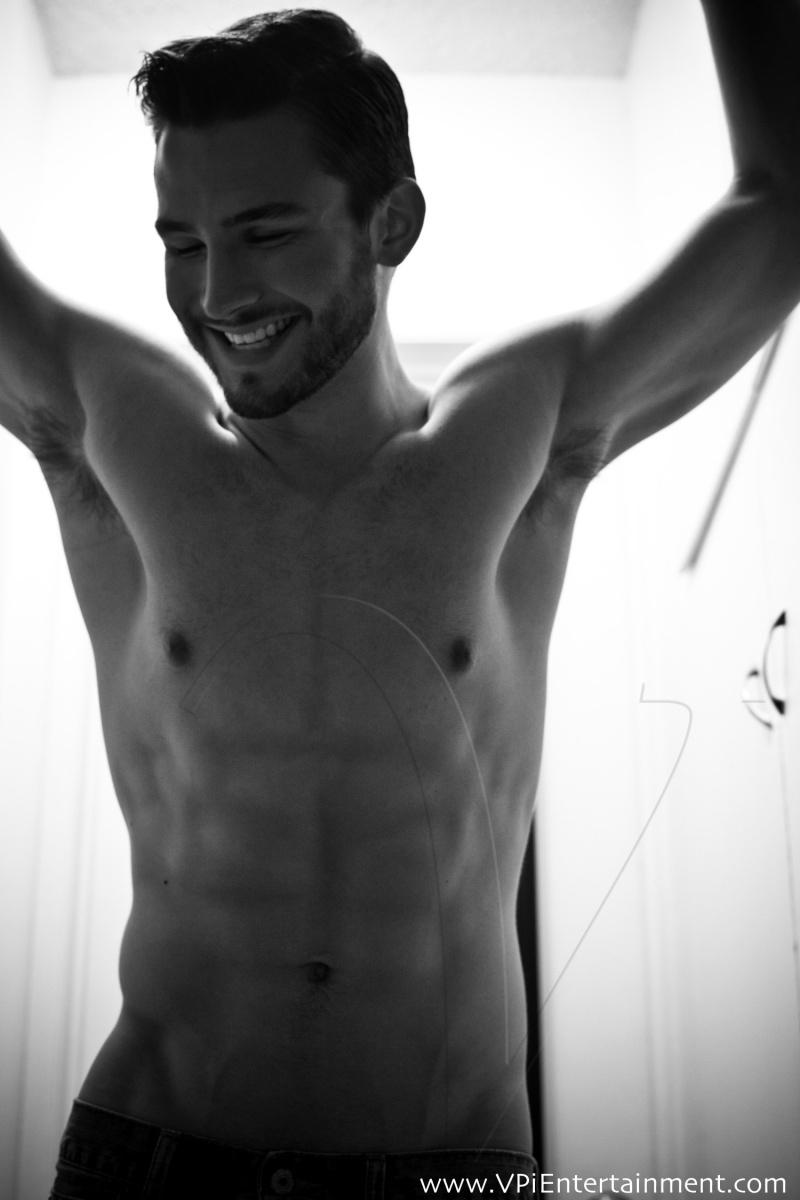 Male model photo shoot of DJ Craig in CA