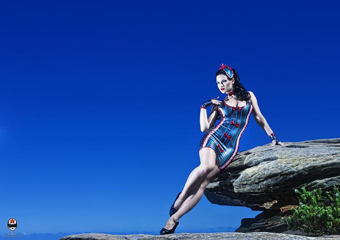 Mar 19, 2012 OKn-Photography Sister Sinister, SWE - Fashion: Westward Bound