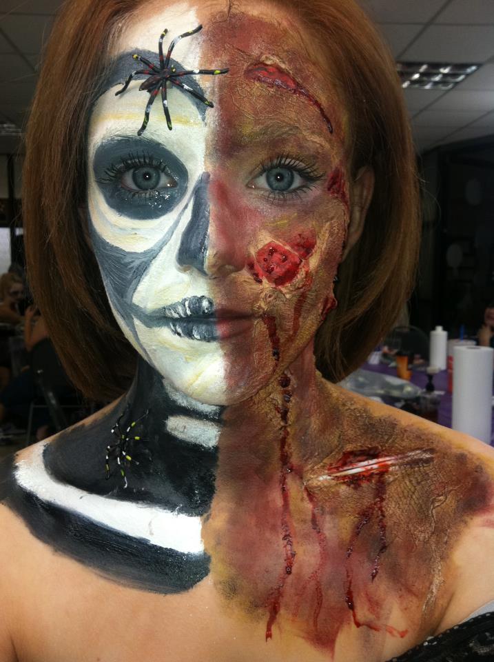 IAHD Mar 19, 2012 CreativeCosmo Theatrical Makeup